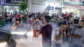"""""""يا سلطتنا ما تعبتيش وانتي تنظفي طريق الجيش"""" هتافات المواطنين الغاضبة في رام الله"""