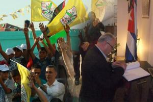 استقالات بالجملة في كوادر حركة فتح بإقليم كوبا