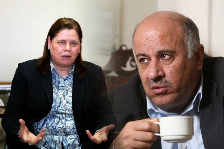 """زوجة الأسير مروان البرغوثي: """"يجب فتح ملفات جبريل المخزية خاصةً علاقاته النسائية"""""""