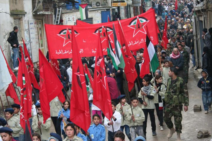 الجبهة الديمقراطية تقاطع المجلس المركزي رسمياً
