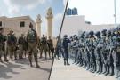 """لواء """"كافير"""" الاسرائيلي يدربه ضابط فلسطيني برام الله"""