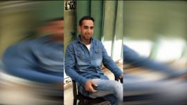 قصي وشاحي.. نال براءته بعد 8 شهور على اعتقاله ولكن لم ينل حريته