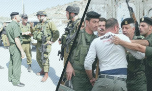 رصد عينة من التنسيق الأمني خلال الشهر الجاري... حاسوب مشترك بين الاحتلال والسلطة