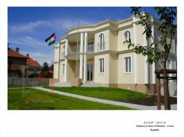 خاص وحصري بالصور: السفارات الفلسطينية بالخارج فلل وقصور وفساد غير محدود