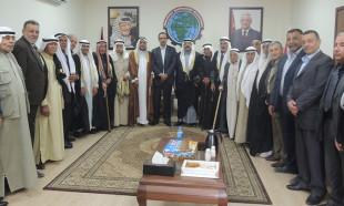 مخاتير عشائر نابلس تدعوا لضبط السلاح الحكومي