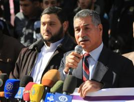"""""""أبو ظريفة"""": تهرب عباس من استحقاق المصالحة خطيئة سياسية"""