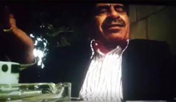 #فيديو سري لخالد العطاري أثناء عقد صفقة مشبوهه لتسريب أراضي في الضفة الغربية مع العلم يعتبر خالد العطاري صديق مقرب جداً من اللواء ماجد فرج