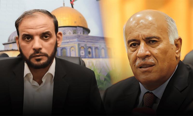 """الرجوب يهاجم المخابرات المصرية ويصفهم بـ""""الأنذال """""""