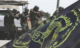 إطلاق النار على الأجهزة الأمنية ظنا منهم أنها قوات احتلال