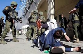 عائلة ابو سنينة تعلن براءتها من ابنها الذي اعتدى على المتظاهرين