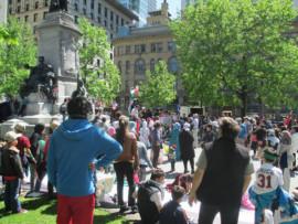 الساحات الخارجية لحركة فتح في كندا تشهد خلافات حادة والسبب !!