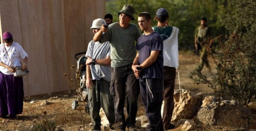 فريق اردني مختص بمكافحة الارهاب يزور فلسطين