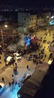 بإطلاق النار وإحراق مركبته.. شبان يعاقبون مروج مخدرات في نابلس