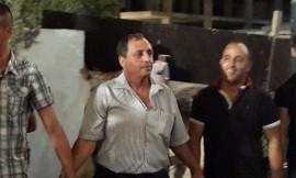 زجاجة حارقة على منزل المواطن/عرفات محمد موسى الزعول
