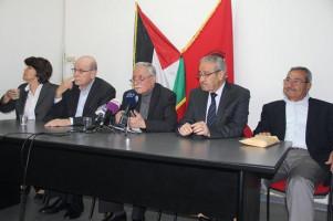 الجبهتين الشعبية والديموقراطية تعارضان المراسيم التي يصدرها الرئيس ابو مازن