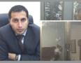 الإعتداء على منزل محامي برام الله