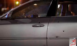 اطلاق نار على سيارة مواطن في نابلس