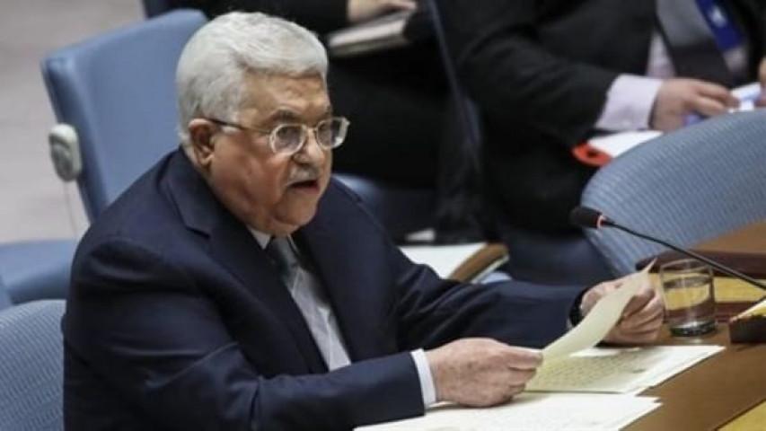 نتنياهو التنسيق الامني هو سبب بقاء محمود عباس