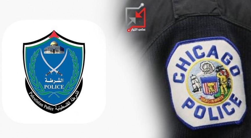 معدات خطيرة من الشرطة الأمريكية للشرطة الفلسطينية قريباً