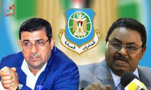 دور جهاز المخابرات العامة الفلسطينية في أحداث السودان