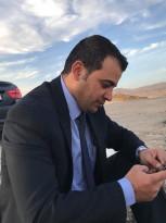 خطف المحامي يوسف محسن بالقدس
