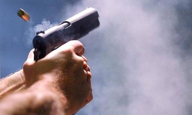 اطلاق نار على المواطن/محمد زهير علي أبو عطية