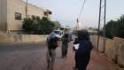 ملثمون من حركة فتح في مخيم عايدة وتوزيع البيانات