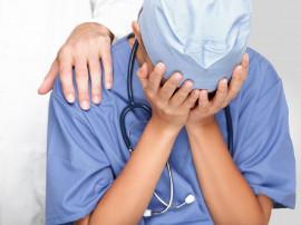 اعتداء على ممرض أثناء عمله في المشفى الاستشاري برام الله
