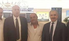 اطلاق نار على منزل رجل الأعمال أبو زيد العفوري