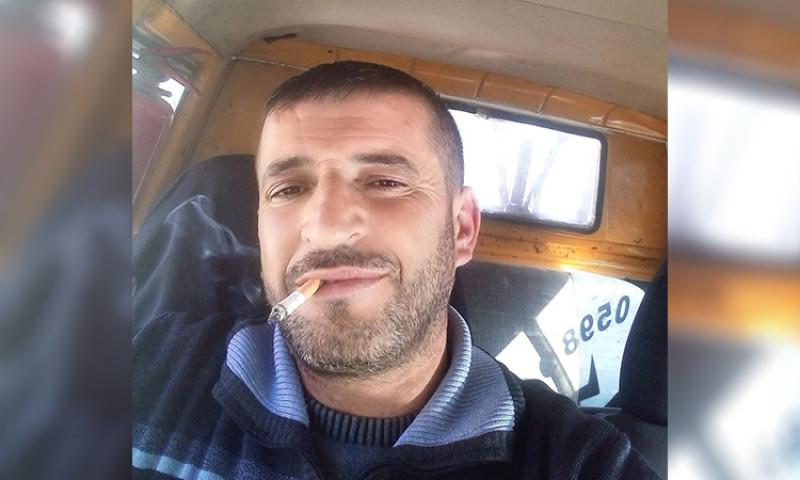 مهند أبو عذاب  يطلق النار بسلاح رشاش أثناء شجار