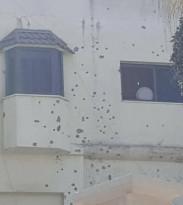 اطلاق نار وحريق مفتعل، والأجهزة الأمنية  تكتفي بتسجيل ضد مجهول!!