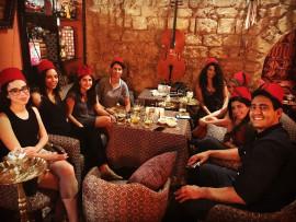 مهمة وطنية للضميري في تل أبيب