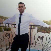 اطلاق نار على محل مجاهد الريماوي
