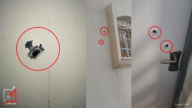 اطلاق نار في رام الله على منزل مواطن .. والشرطة تقول الجناة مجهولون