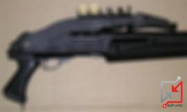 اطلق المواطن/محمد إبراهيم أبو علي النار بسلاح خرطوش على قدم المواطن(ع.ع)