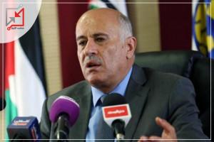 جبريل الرجوب يشتم مخابرات عباس قاصداً تحقير مديرها ماجد فرج