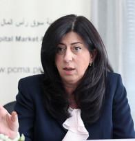 عباس يعين عبير عودة وزيرة الاقتصاد السابقة سفيرة لسفارة السلطة في ايطاليا .