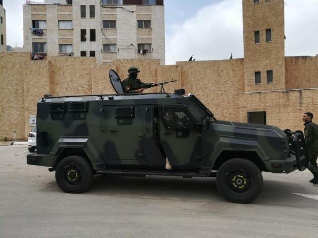 هل التبس على أهالي جنين دورية الاحتلال من دورية الشرطة؟