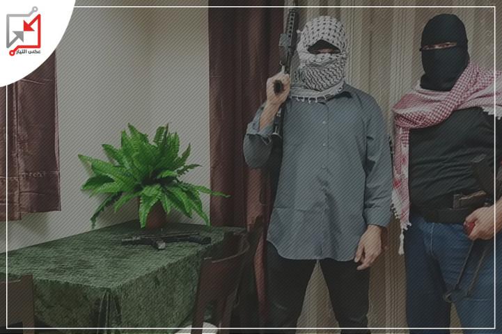 خطير_ملثمون يهددون قيادات في السلطة بقلنديا والأجهزة الأمنية تحميهم خوفاً من القتل