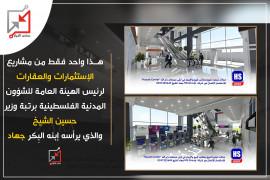 جهاد حسين الشيخ ودخوله عالم المال