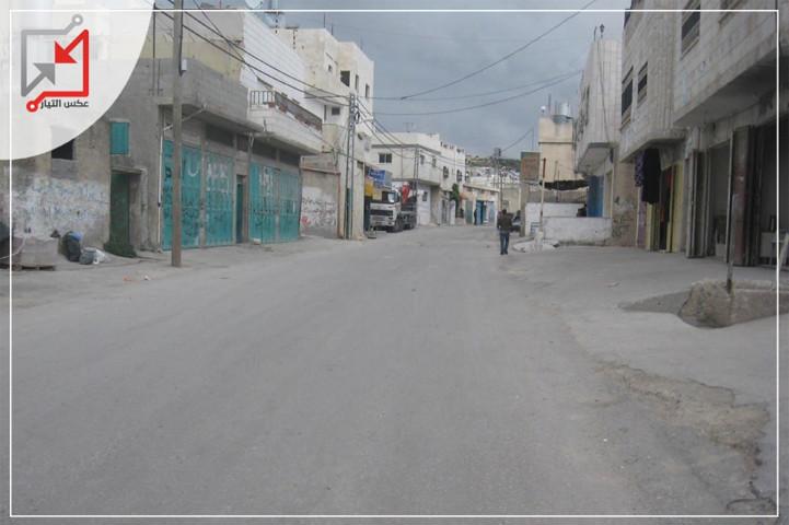 قطع الكهرباء ما بين مخيم الفوار ورام الله !