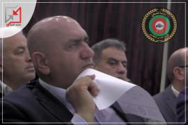 الضابط في جهاز الأمن الوطني/ سائد عبد الرحيم أبو سليم قام بدهس أفراد من الشرطة