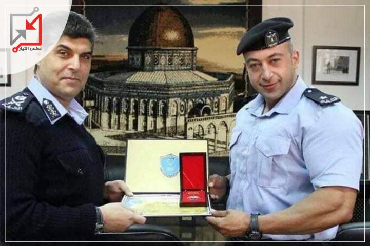 النقيب محمود ادم مرزوق عيسى يعتدي بالضرب الوحشي والمهين على المهندس وليد نجاجرة