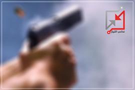 اطلاق النار على مركبة المواطن/ نضال محمد حسن عطوان من قبل مجهولين وكالعادة لاذوا بالفرار
