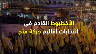 #شاهد| انتخابات الأقاليم تفرز ما قبل مرحلة أبو مازن.. والمركزية تعترض!!