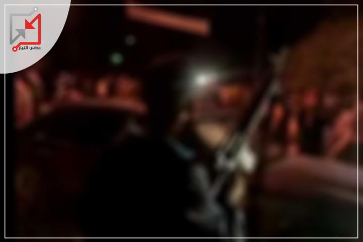 اطلاق النار في حفل زفاف في بلدة العصاعصة في محافظة جنين