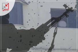 مجهولون يطلقون النار على منزل المواطن سمير حوشية فى الخليل
