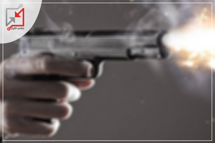 مجهولون يطلقون النار  على منزل المواطن سمير عديلي فى نابلس