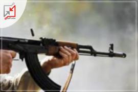 مجهولوون  يطلقون النار على محلات تعود للمواطن محمد عبد ربه فى الخليل