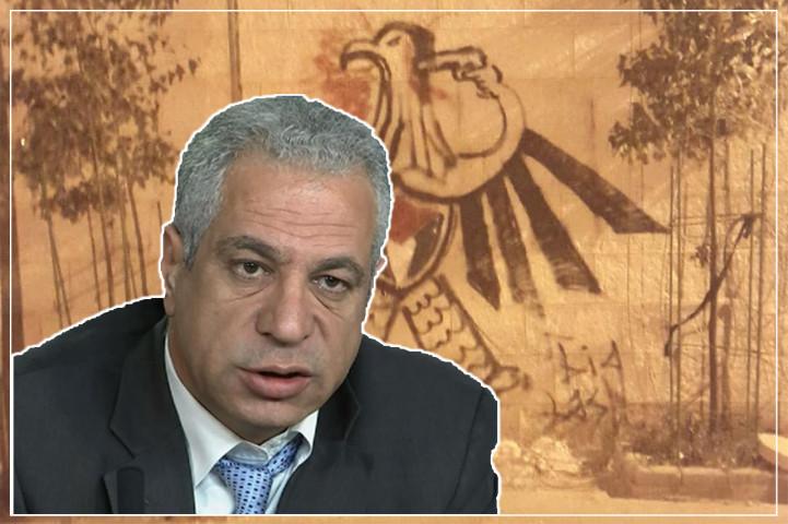 يوميات وزير مش وزير في دولة مش دولة في سلطة بلا سلطة